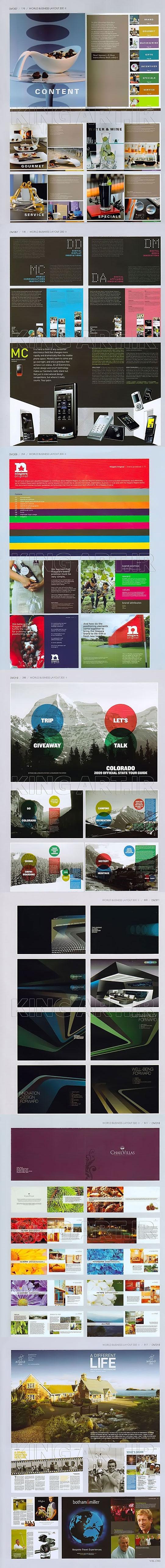 نمونه کاتالوگ تمپلیت های طراحی کاتالوگ – ول 1
