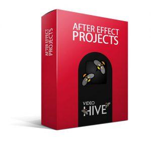 پروژه آماده افتر افکت ، مجموعه ای ارزشمند از پروژه های آماده افتر افکت