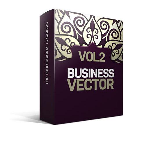 فایل های وکتور - ول 2 business vector v2