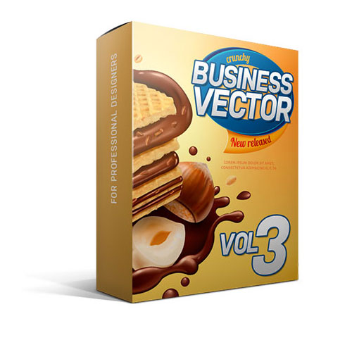 فایل های تجاری وکتور - ول 3 Business Vector V3
