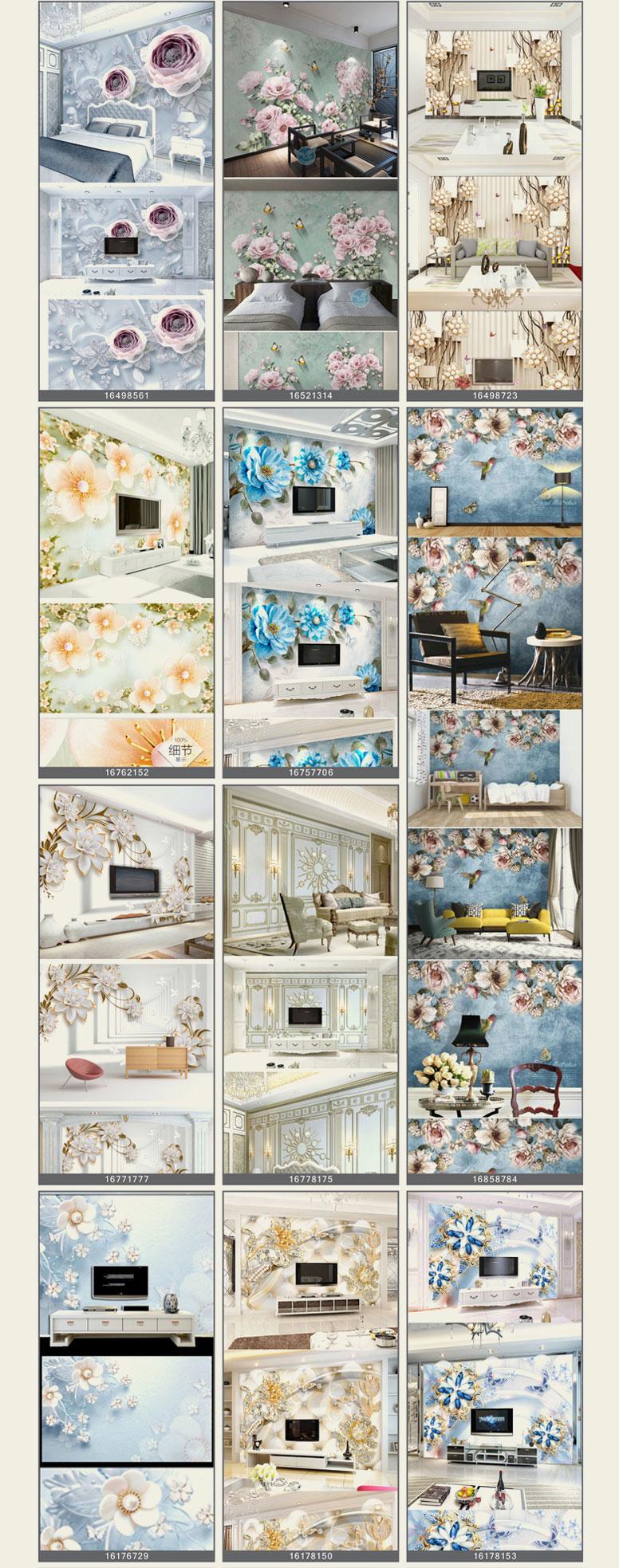 کاغذ دیواری سه بعدی پوستر دیواری پوستر سه بعدی تصاویر هنری تصاویر لایه باز گل هلندی وال تصاویر لوکس تصاویر سقف
