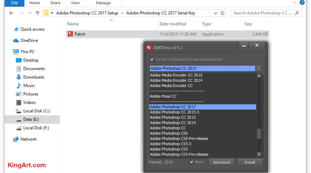 adobe photoshop cc serial number 2018